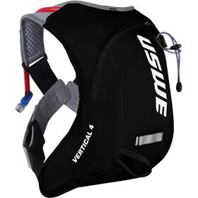 USWE Vertical 4 Plus Sac à dos d'hydratation, carbon/black